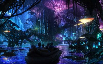 Svet Walta Disneyho sa chystá vytvoriť skutočnú Pandoru zo slávneho filmu Avatar a prilákať ďalšie milióny turistov