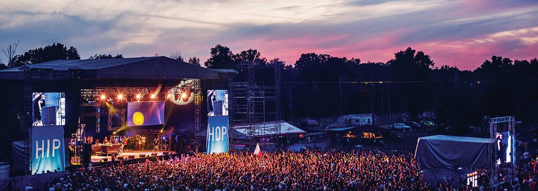 Světová hip-hopová špička oslaví 15. narozeniny Hip Hop Kempu ve velkém stylu