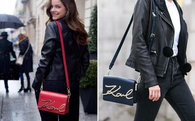 Světové celebrity mají novou oblíbenou kabelku. Je podepsaná samotným Lagerfeldem