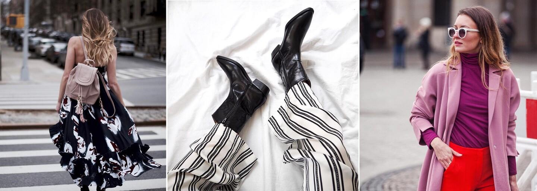 Světové módní blogerky určují trendy, aniž by si to samy uvědomily. Rychlá módní inspirace z Instagramu