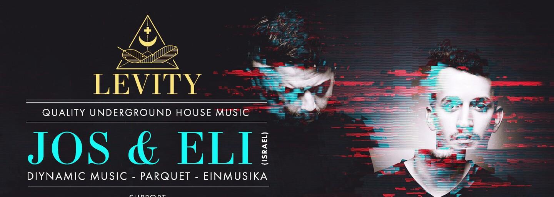 Svetové talenty Underground House Music scény, izraelské duo Jos & Eli, sa predstavia už túto sobotu v bratislavskom Nu Spirit Clube