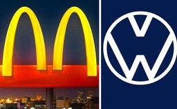 Svetové značky zmenili svoje logá. Chcú, aby si dodržiaval odstup a nosil rúško