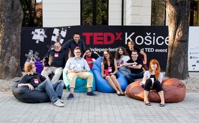 Svetoznáma konferencia TEDx sa opäť vracia do metropoly východu!