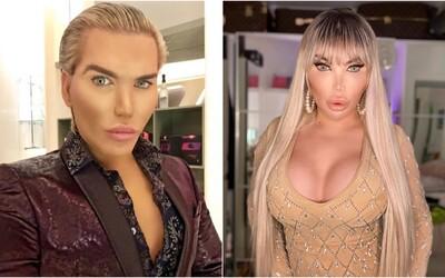 Světoznámý Ken se postupně mění na Barbie. Za zadek jako má Kim Kardashian zaplatil 880 tisíc korun