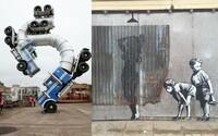 Světoznámý umělec Banksy oficiálně představil svůj protest vůči Disney, zábavný park Dismaland