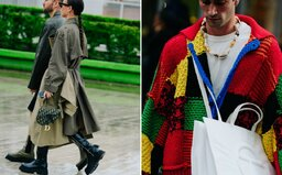 Svetríky po dedkovi, masívna obuv či crossbody kabelky pre pánov. Aké sú módne trendy pre tohtoročnú jeseň?
