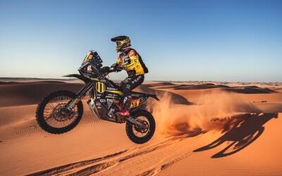 Svitka čaká záver Rally Dakar. Prečo skrátili 10. etapu?