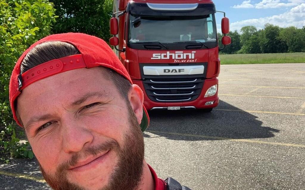 Svoj život kamionistu vo Švajčiarsku točí Martin na YouTube. Ceny sú extrémne, za ostrihanie zaplatíš aj 50 eur (Rozhovor)