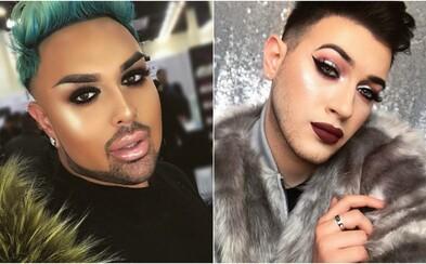 Svůj život si bez make-upu nedokážou představit. Muži, kteří milují líčení a jsou obdivováni mnohými ženami, zavádějí nový trend