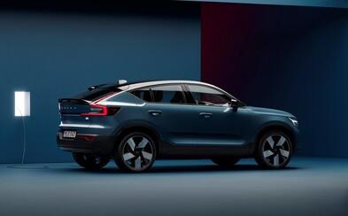 Své první SUV kupé má už i Volvo. Nová C40 je elektromobil, který si koupíš výhradně online