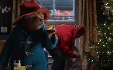 Svoju vianočnú reklamu už uviedol aj Marks & Spencer. Roztomilý medvedík v nej zachráni Vianoce