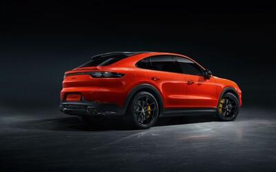 Svoju X6-ku má už aj Porsche. Nový Cayenne Coupé to ale hrá na podstatne športovejšiu nôtu