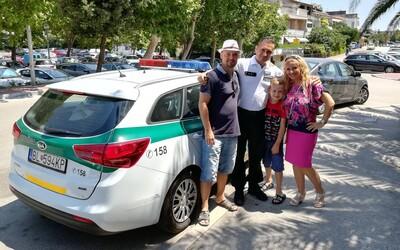 Svokra ušla z rodinnej dovolenky na vlak späť domov. Slovenskí policajti v Chorvátsku riešia aj tie najbizarnejšie problémy
