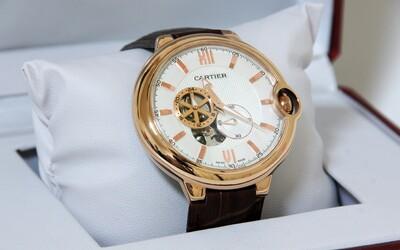 Švýcarská firma vykoupila a rozebrala své hodinky za 500 milionů eur, aby zabránila výprodeji za nižší cenu