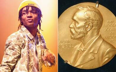 Swae Lee z Rae Sremmurd chce Nobelovou cenu za hit Black Beatles