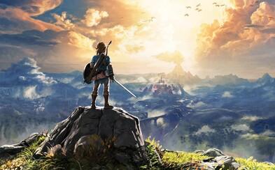 Switch a nová Zelda nepřestávají překvapovat. Jde o nejrychleji prodávanou konzoli od Nintenda