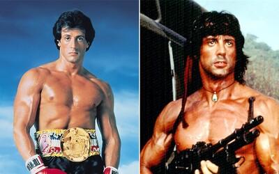 Sylvester sa lúči s Rockym a pravdepodobne dáva zbohom aj Rambovi