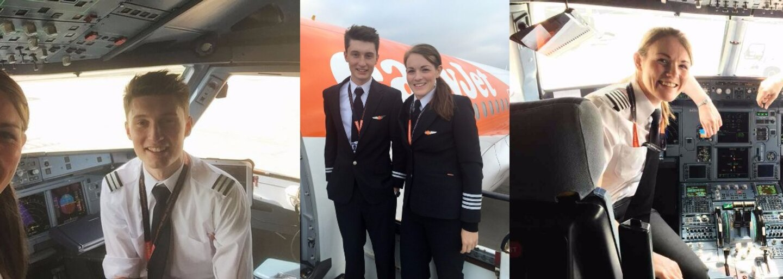 Sympatická Kate sa stala najmladšou kapitánkou komerčnej aerolinky na svete. Má iba 26 rokov a lietanie miluje od puberty