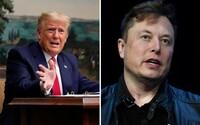 Syn Donalda Trumpa prosí Elona Muska, aby založil sociální síť, kde by mohl přispívat i jeho otec. Všechny ostatní ho zablokovaly