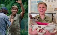Syn legendárního Steva Irwina má teprve 13 let a už je uznávaným fotografem zvířat. Lásku k přírodě zdědil po svém slavném otci