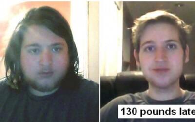 Syn prekvapil svojích rodičov, keď prišiel domov o 60 kíl ľahší
