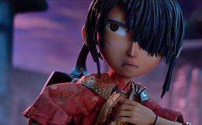 Syn slávneho samuraja, Kubo, musí dokázať svoju odvahu a zachrániť svet pred inváziou zlých duchov