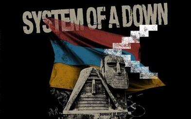 System Of A Down se po 15 letech vrací! Novým klipem a singlem pomáhají Náhornímu Karabachu