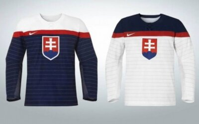 SZĽH predstavili nové dresy Slovenska na ZOH 2014 v Soči