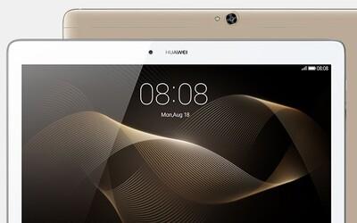 Tablet ako darček? Huawei MediaPad M2 so špičkovým audiom a pekným displejom poteší každého milovníka multimédií