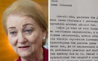 Tajná skupina sa vyhráža poslankyni Anne Záborskej. Chcú jej rozbiť jabĺčka na kolenách kladivom