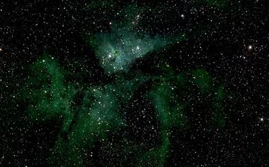 Tajomná, ale neuveriteľne krásna. Najväčšia astronomická fotografia obsahuje 47 miliárd pixelov
