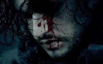 Tajemný teaser na 6. sérii Game of Thrones ve znamení hlasů a tváří mrtvých Starků
