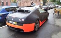 Takhle to dopadne, když velmi toužíte po rekordním Bugatti, ale nemáte na účtu pár milionů