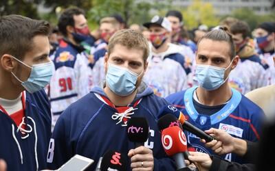 Takmer 20 hráčov Slovana má koronavírus, klub prerušil tréningy