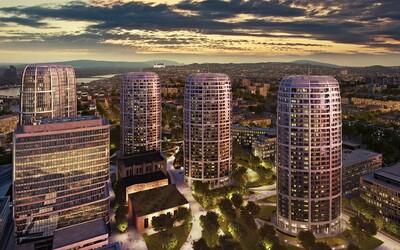Takmer 5 500 € za meter štvorcový? Nové projekty v Bratislave ponúkajú bývanie za astronomické sumy