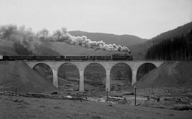 Takmer 50 000 československých študentov zadarmo vybudovalo pred 65. rokmi železničnú trať do Banskej Štiavnice
