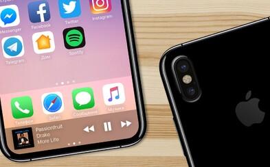 Takmer žiadne rámiky alebo rýchle nabíjanie. 5 vecí, ktoré by mal mať iPhone 8, aby nepotopil Apple ku dnu
