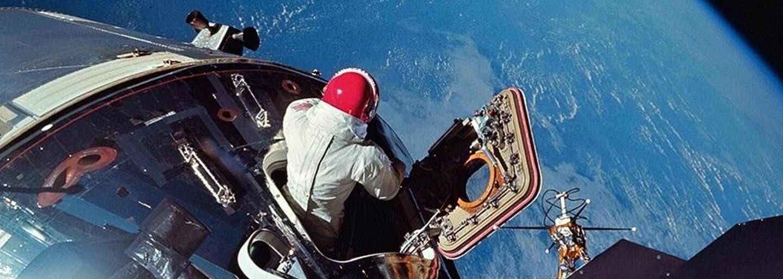 Takto Američané dobývali vesmír. NASA zveřejnila archivní záběry, které potěší každého nadšence