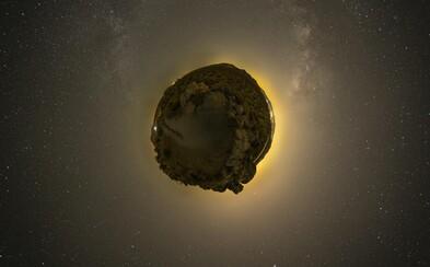 Takto blízko Země ještě žádný asteroid neproletěl
