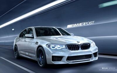 Takto bude vypadat nové BMW M5 s více než 600 koňmi a vůbec poprvé v historii i pohonem xDrive