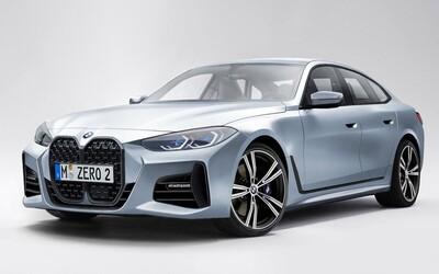 Takto bude vypadat nové BMW řady 4. Připrav se na obrovské ledvinky