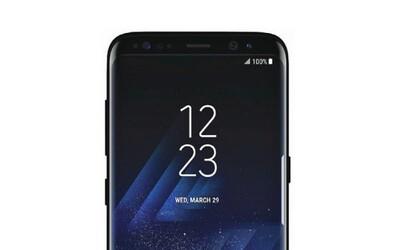 Takto bude vypadat Samsung Galaxy S8! Překrásný minimalistický design a žádné mechanické domovské tlačítko