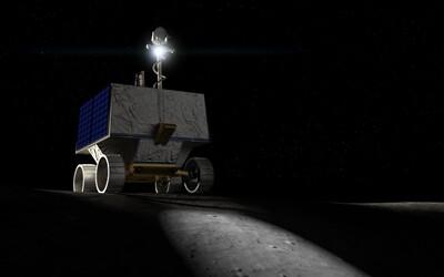 Takto bude vypadat vozidlo NASA, které bude na Měsíci hledat a mapovat přítomnost vody