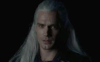 Takto bude vyzerať Henry Cavill ako zaklínač Geralt. Netflix potvrdzuje dátum premiéry na rok 2019