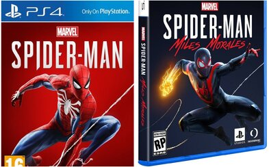Takto budou vypadat obaly her na PlayStation 5. Bílá barva nahradila modrou