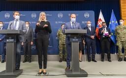 Takto by malo prebiehať celoplošné testovanie: Ministerstvo obrany zverejnilo základný plán