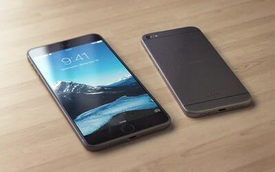 Takto by mohl vypadat iPhone 7 bez 3,5mm jacku. Prohlédni si krásně zpracovaný koncept