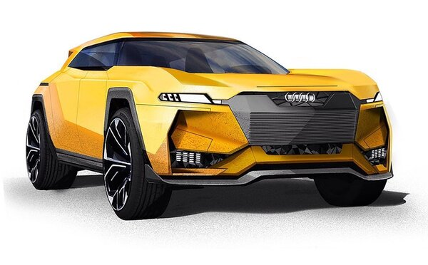 Takto dravo a vyzývavo môže v budúcnosti vyzerať obľúbené Audi Q5