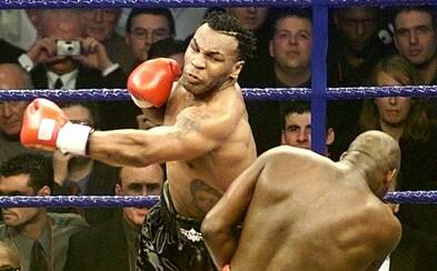 Takto Mike Tyson likvidoval své soupeře: Podívej se na 10 brutálních knockoutů legendárního boxera