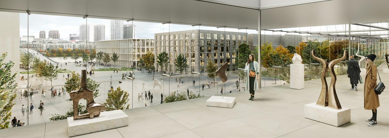 Takto môže vyzerať centrum Bratislavy. Má všetko, čo nesmie hlavnému mestu chýbať